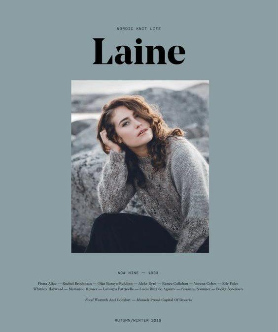 Laine Magazine #9
