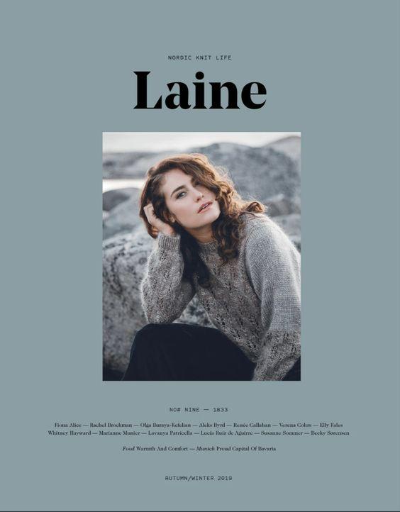 Laine Magazine #9 Image