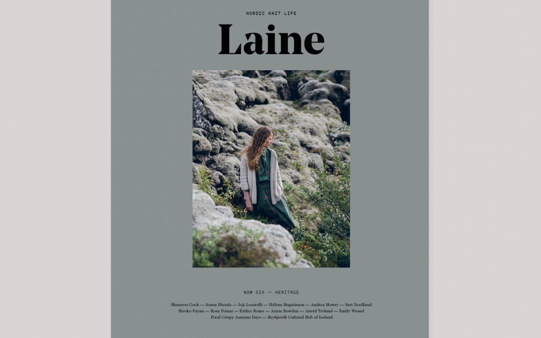 Laine Magazine #6