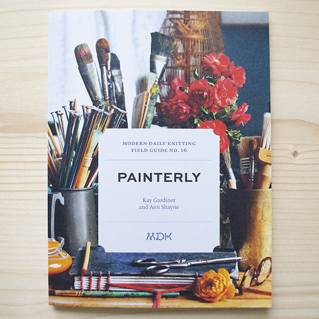 MDK Field Guide No. 16: Painterly by Kay Gardiner and Ann Shayne Image