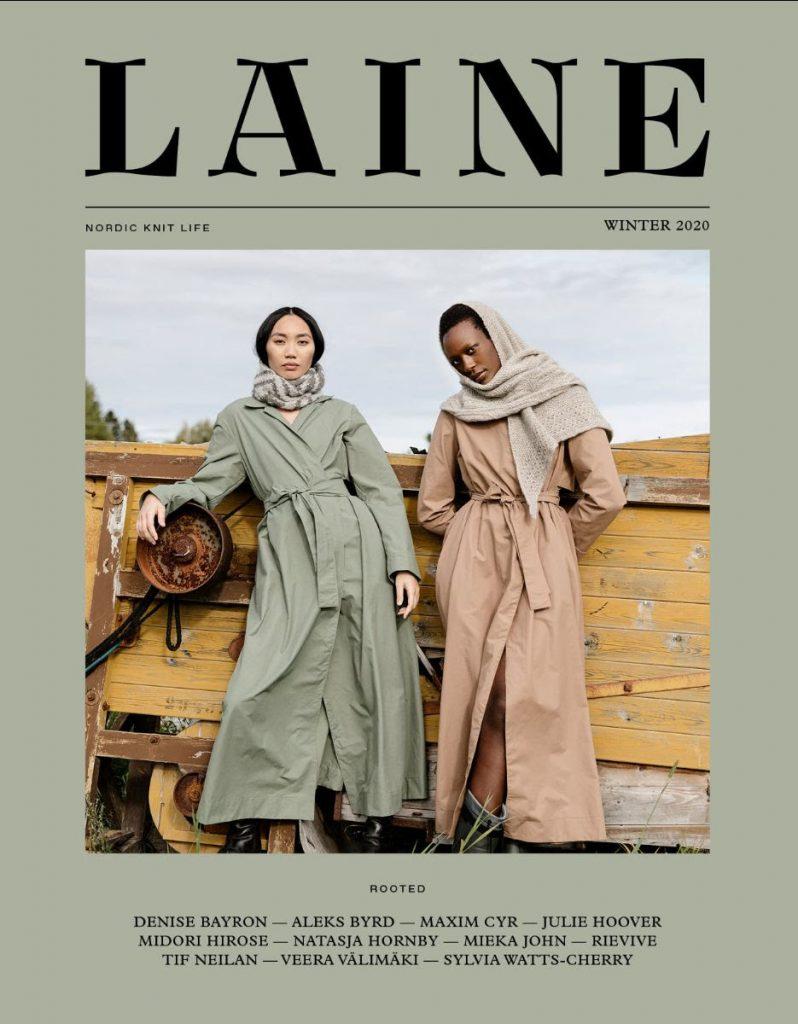 Laine Magazine #10 Image