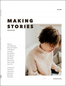 Making Stories Magazine - Issue 2 Image